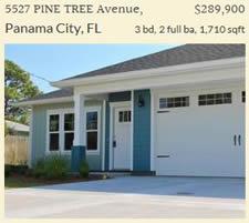 5527 Pinetree Home For Sale Panama City Beach