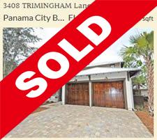 Single Family Home for Sale Panama City Beach
